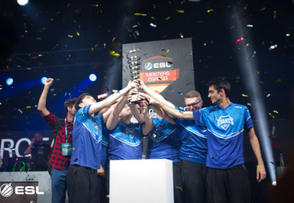 Giants Only The Brave campeón ESL Masters España de League of legends